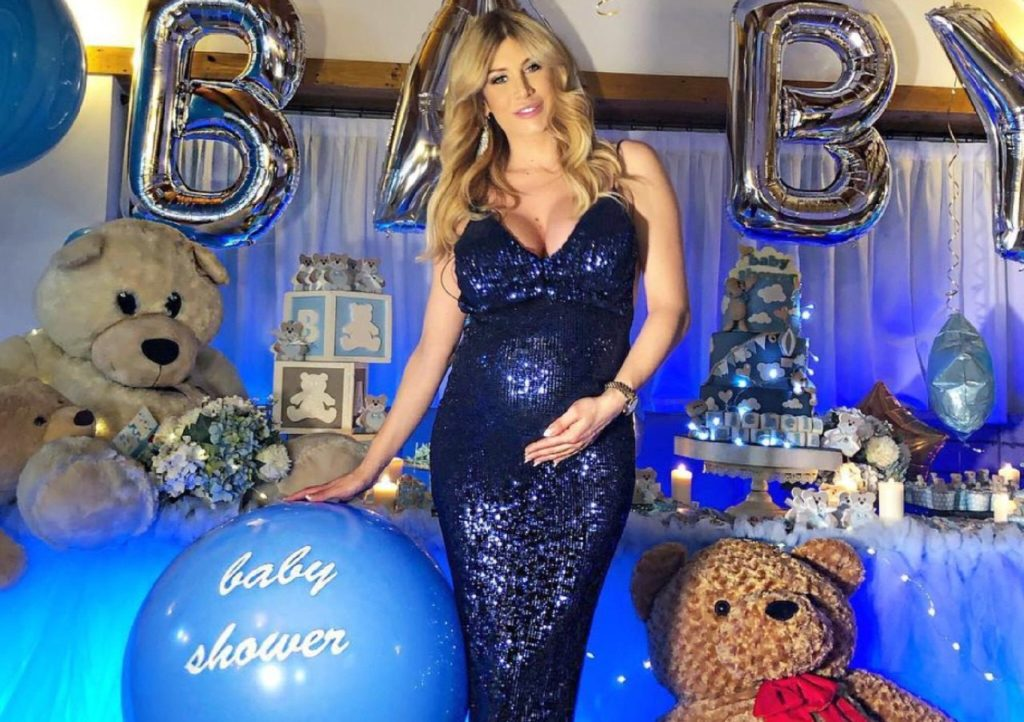 Baby shower Paola Caruso