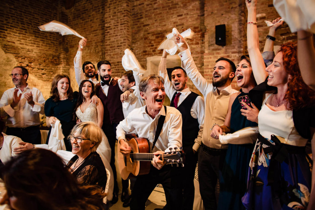 come scegliere la musica giusta per il matrimonio
